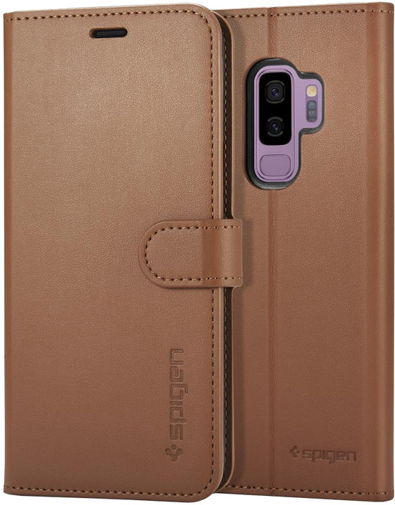 Spigen Wallet S pro Samsung Galaxy S9, brown