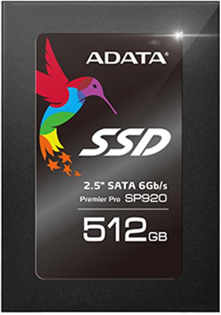 "ADATA Premier Pro SP920, 2,5"" - 512GB"