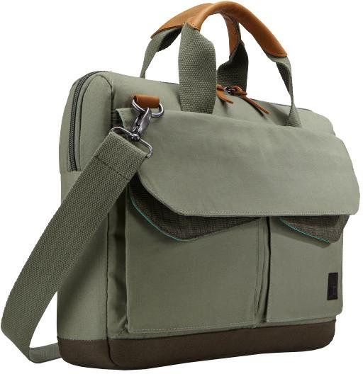 """CaseLogic LoDo taška na 14"""" notebook, zelená"""