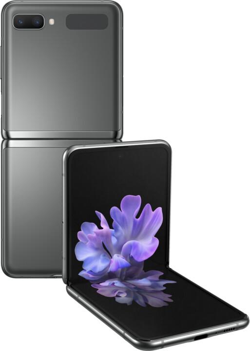 Samsung Galaxy Z Flip, 5G, 8GB/256GB, Gray