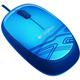 Logitech Mouse M105, modrá