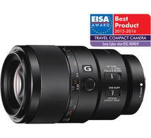 Sony FE 90mm f/2.8 Macro G OSS  + Získejte zpět 2 500 Kč po registraci