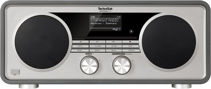 TechniSat Digit Radio 600, antracit