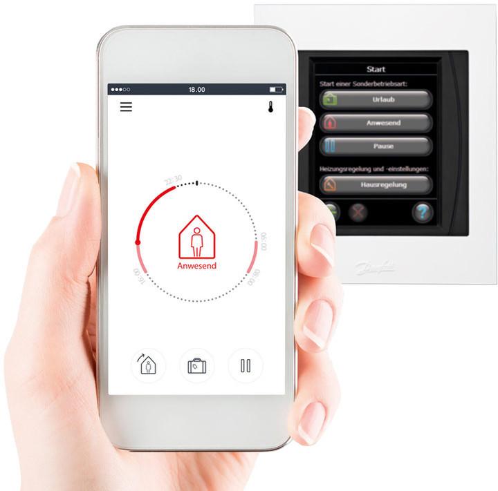 Danfoss Link CC Wifi PSU řídící jednotka, napájení elektrobox