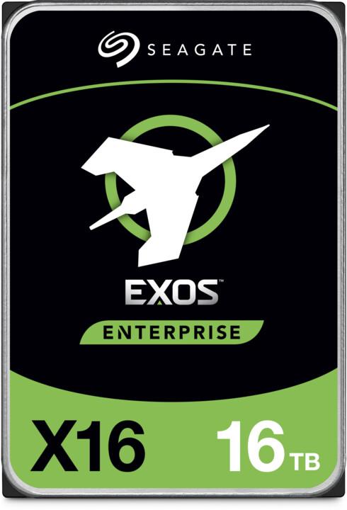 """Seagate Exos X16, 3,5"""" - 16TB"""