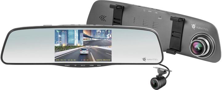 Navitel MR250 NV, kamera do auta