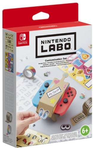 Nintendo Labo - Customisation Set (SWITCH)