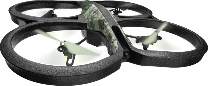 Parrot kvadrokoptéra AR.Drone 2.0 Elite Edition Jungle