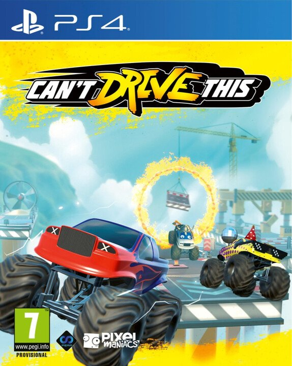 Can't Drive This (PS4)