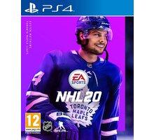 NHL 20 (PS4)  + Nakupte alespoň za 2 000 Kč a získejte 100Kč slevový kód na LEGO (kombinovatelný, max. 1ks/objednávku)