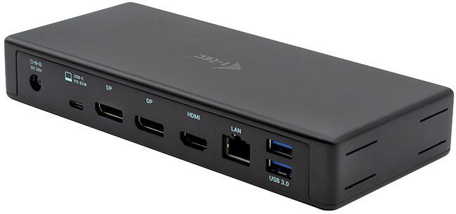 i-tec dokovací stanice USB-C / Thunderbolt 3/ Triple Display
