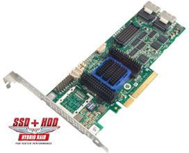 ADAPTEC RAID 6805 Single SAS 2/ SATA 2, PCI Express x8, 8 portů