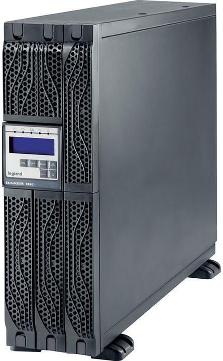 Legrand Daker DK Plus 10000VA, Inverter bez baterií