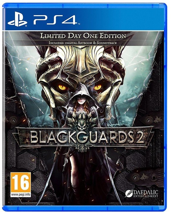 Blackguards 2 - Day One Edition (PS4)