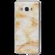 EPICO pouzdro pro Samsung Galaxy J5 (2016) MARBLE - gold