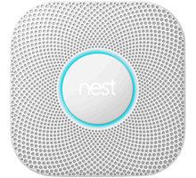 Google Nest Protect Wireless – bateriové kouřové a CO čidlo