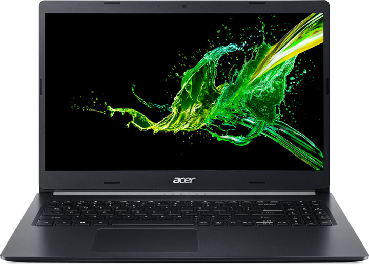Acer Aspire 5 (A515-55-539R), černá