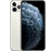 Apple iPhone 11 Pro, 64GB, Silver Apple TV+ na rok zdarma + Elektronické předplatné čtiva v hodnotě 4 800 Kč na půl roku zdarma + Kuki TV na 2 měsíce zdarma