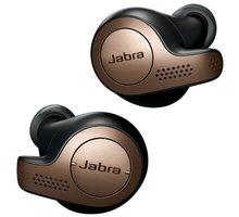 Jabra Elite 65t, měděně černá O2 TV Sport Pack na 3 měsíce (max. 1x na objednávku)