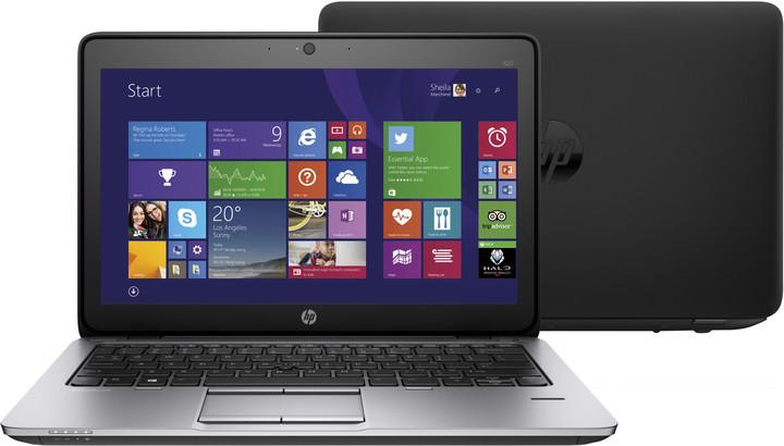 HP EliteBook 820 G2, černá