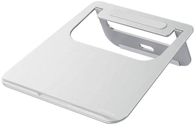Satechi Aluminum Laptop Stand, stříbrná