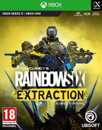 Rainbow Six: Quarantine (Xbox)