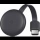 Google Chromecast 3, černá