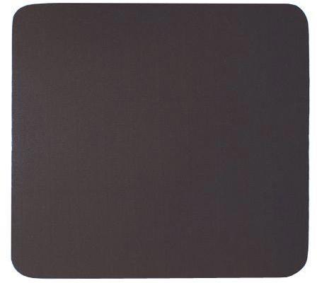 Gembird podložka pod myš látková 4mm, černá
