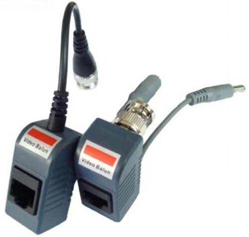 KGUARD CA-BAL-001, video/power Extender pro CCTV přes UTP kabel