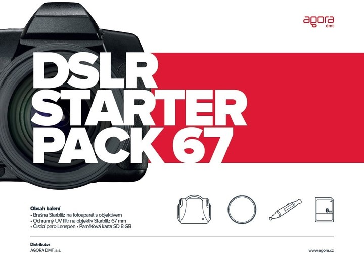 Vanguard DSLR starter pack 67