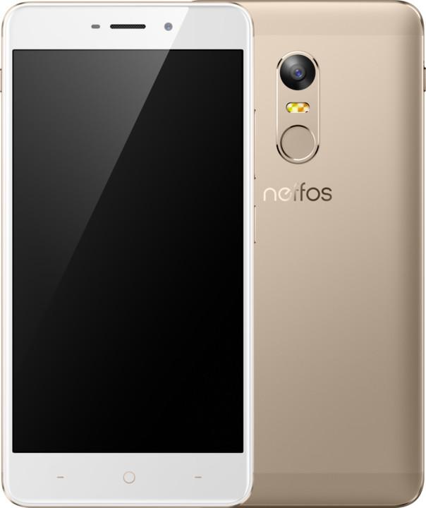 Neffos X1 Max - 32GB, zlatá