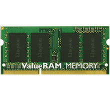 Kingston Value 4GB DDR3 1333 CL9 SO-DIMM CL 9 - KVR13S9S8/4