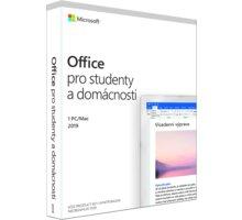 Microsoft Office 2019 pro domácnosti a studenty - 79G-05146