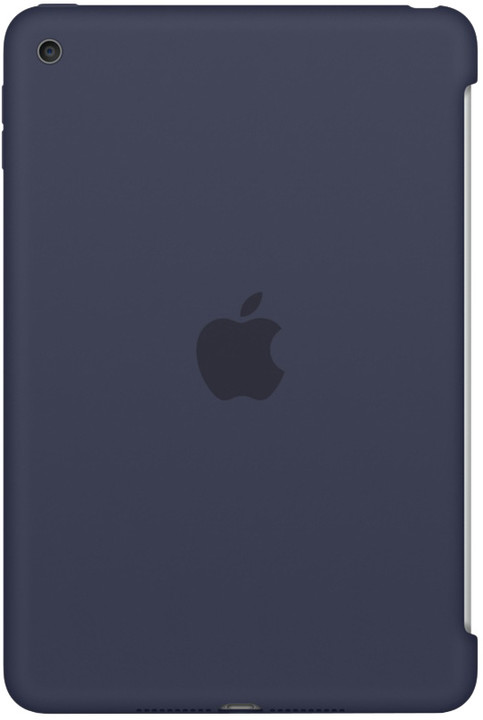 Apple iPad mini 4 Silicone Case, tmavě modrá