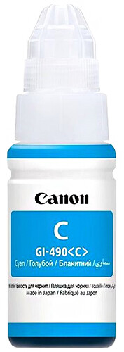 Canon GI-490C, cyan