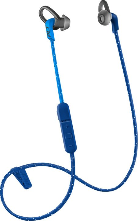 Plantronics BACKBEAT FIT 300, modrá