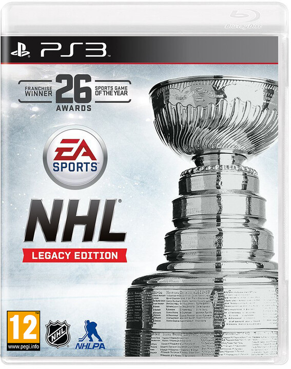 NHL 16: Legacy Edition (PS3)