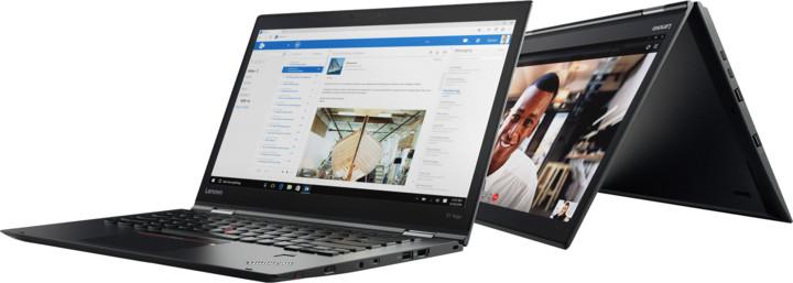 Lenovo ThinkPad X1 Yoga Gen 3, černá