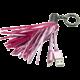 MIZOO USB/lightning přívěsek X900, růžový