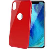 CELLY pouzdro TPU Gelskin pro Apple iPhone Xr, červené - GELSKIN998RD