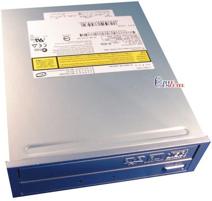 NEC ND3540A stříbrná OEM - DVD-R/+R, DualLayer