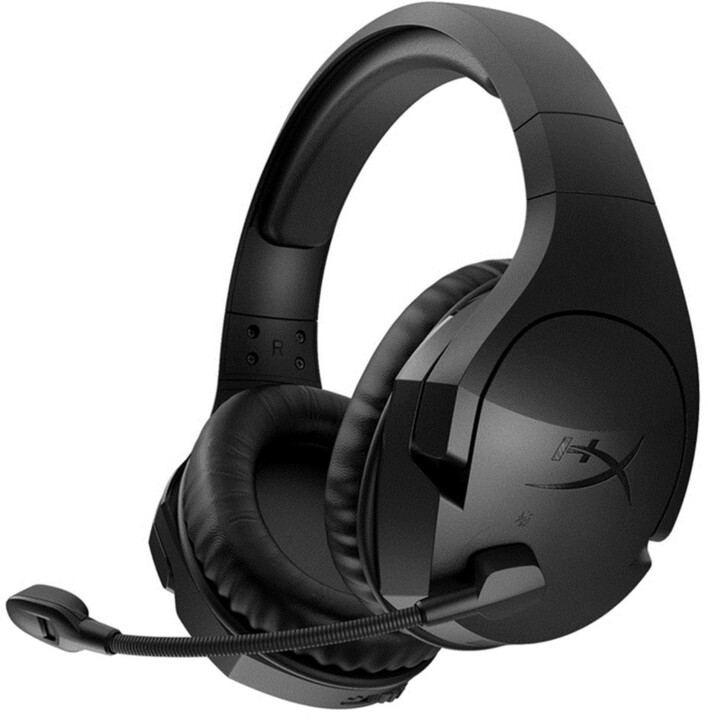 HyperX Cloud Stinger Wireless, černá