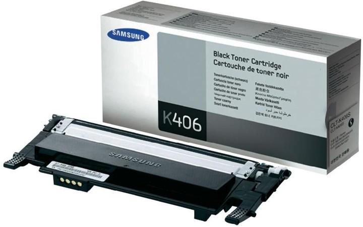 Samsung CLT-K406S, černý