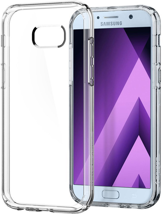 Spigen Ultra Hybrid pro Galaxy A5 (2017), crystal clear