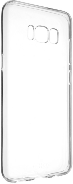 FIXED TPU gelové pouzdro pro Samsung Galaxy S8, bezbarvé