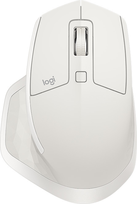 Logitech MX Master 2S, šedá