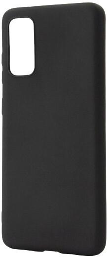 EPICO SILK MATT Case pro Samsung Galaxy S20, černá