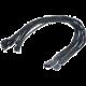 Akasa Flexa FP5 pro připojení 5 PWM ventilátorů