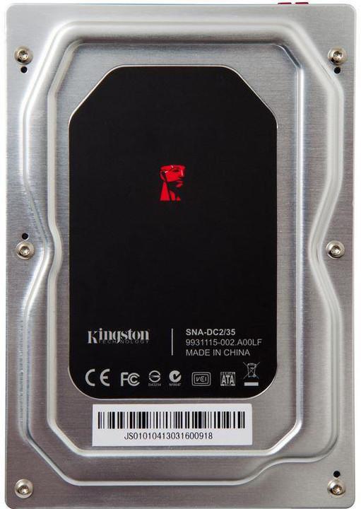 Kingston SATA Drive Carrier, redukce 2.5'' na 3.5'' SATA disk