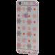EPICO pružný plastový kryt pro iPhone 6/6S COLOUR SNOWFLAKES